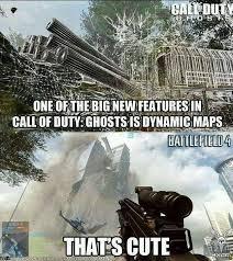 Cod Ghosts Meme - bf4 vs cod ghost meme by u mad memedroid