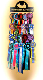 ribbon holders paws in the patch ribbon holders an attractive way to display