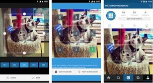 cara membuat instagram grid langkah mudah cara membuat foto puzzle instagram