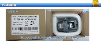 elplp54 projector spare parts for epson projector lamps china