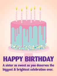 deserve biggest celebration happy birthday card