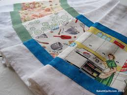 decorative dish towels bakenquilt
