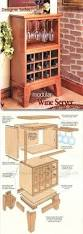 wine server plans furniture plans and projects woodarchivist