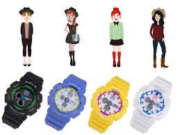 Jam Tangan Casio Remaja jam tangan untuk remaja casio baby g sporty jam casio jam