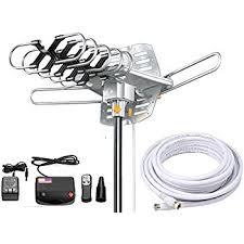 amazon black friday antenna amazon com viewtv outdoor amplified antenna 150 miles range