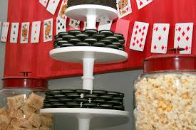 Poker Party Decorations Twenty One Paging Supermom