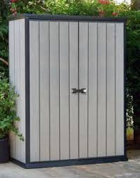 Backyard Storage Units Small Outdoor Storage Units Keter Garden Store Quality Plastic