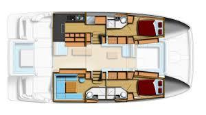 aquila 48 power catamaran