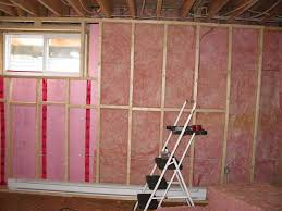 Basement Ceiling Insulation Sound by Basement Insulation Wet