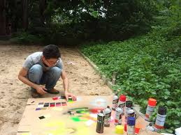 Mixing Spray Paint Colors - acrylic spray paint by china manufacturer buy bosny acrylic