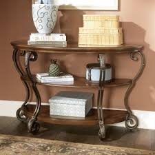 Norcastle Sofa Table by 46 48 In Console Tables Hayneedle