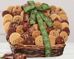 wine country basket ultimate fresh baked cookie and brownie collection gift basket at