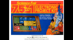 radio shack science fair 75 in 1 electronic project kit manual 75