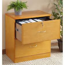 Tall Wood File Cabinet by File Cabinet Design