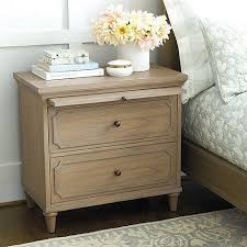 Nightstand With Shelf Large Nightstand