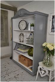 Shabby Chic Bookshelves by Shabby Chic Metal Shelving Units Excellent Wall Shelf For Books
