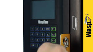 time u0026 attendance system wasptime standard barcode employee time