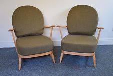 Ercol Armchair Cushions Ercol Windsor Armchair Ebay