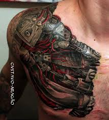 the 25 best robotic arm tattoo ideas on pinterest half sleeve