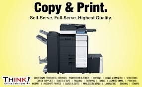 think office solutions ink u0026 toner copy u0026 print pack u0026 ship
