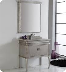 32 Bathroom Vanity Fresca Platinum Fpvn7524sa London 32