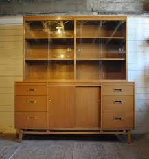 mid century credenza u0026 hutch phylum furniture