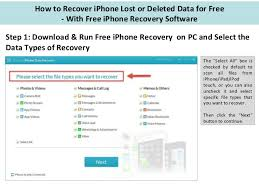 iphone data recovery software full version free download best iphone data recovery software in 2016 free iphone recovery from