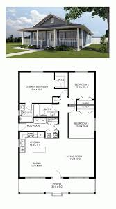 open beach cottage house plans new open floor plans small on