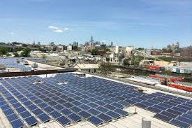 Solar Power Traffic Lights by Solar Power U0027s Future May Be On These Brooklyn Rooftops Curbed