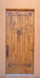 How To Make A Exterior Door Solid Wood Panel Entry Doors
