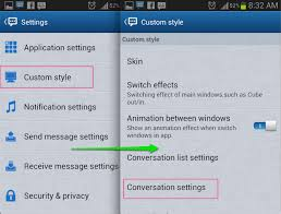 how to hide photos on android how to show only contact name and hide number in android messaging app