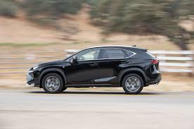 all new lexus nx compact 2015 lexus nx 200t f sport 300h first test motor trend
