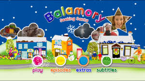Seeking Who Plays Santa Balamory Seeking Santa Dvd Menu