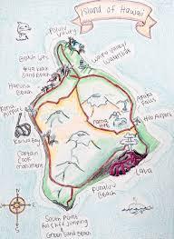 Hawaii Island Map How To Explore The Big Island Of Hawaii On A Budget U2014 Riboldi Ventures