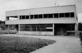 Villa Savoye Floor Plan The Building Villa Savoye Le Corbusier