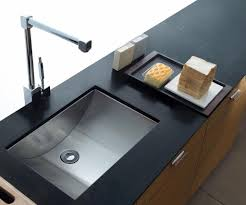 Franke Kitchen Faucets by Kitchen Afa Cubeline Undermount Kitchen Sink With 2 Hole Faucet