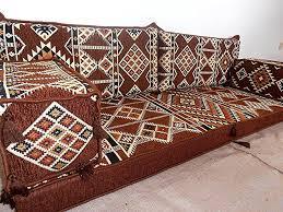 Oriental Decor Amazon Com Arabic Seating Arabic Cushions Arabic Couch Jalsa