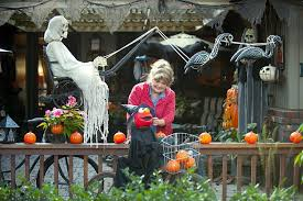 spooky decorations scary decorations with specific details the