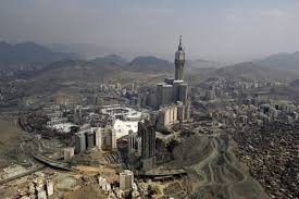 makkah u c holy mosque fourth expansion page 150 skyscrapercity
