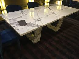 Marble Dining Room Tables Decorating With Carrara Marble What You Should Know And Why