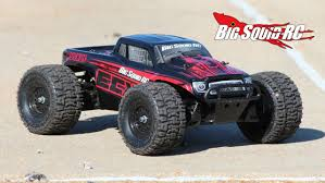 monster truck remote control videos review u2013 ecx ruckus 1 18 4wd rtr monster truck big squid rc