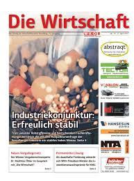 Impuls K Hen Die Wirtschaft Nr 16 Vom 21 April 2017 By Wirtschaftskammer