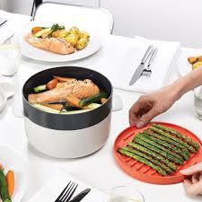 cuisine micro ondes m cuisine joseph joseph et ses plats pour votre micro ondes