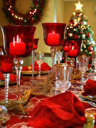 attractive gold and red christmas table decorations part 3 exceptional gold and red christmas table decorations part 2 40 christmas table decors ideas
