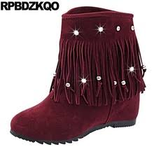 womens size 12 fringe boots popular 12 size boots buy cheap 12 size boots lots from china 12