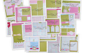 baby girl scrapbook album st with jeanne rock a bye boy or girl scrapbook album