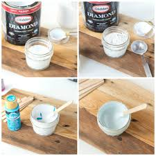 best homemade chalk paint recipe with infinite color options