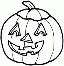 free printable pumpkin coloring pages for kids at halloween eson me