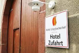 Parken In Bad Homburg Hotel Erlenbacher Hof Deutschland Bad Homburg Vor Der Höhe