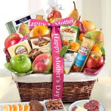 fruit baskets for s day happy mothers day abundance classic fruit basket aa4102m a gift